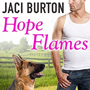 Hope Flames Audiobook