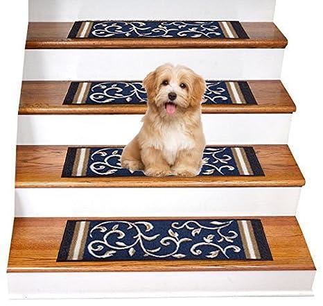 Gloria Rug Skid Resistant Indoor/Outdoor Rubber Backing Gripper Non Slip Carpet  Stair