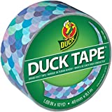 Duck Brand 241791 Printed Duct Tape, Mermaid