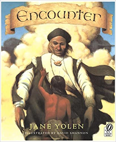 Picture book to share with your students on Columbus Day
