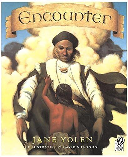 Encounter [EN] - Jane Yolen