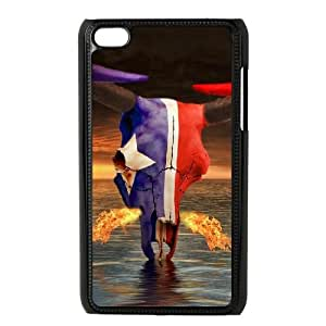 Houston Texans iPod Touch 4 Case Black persent zhm004_8582416