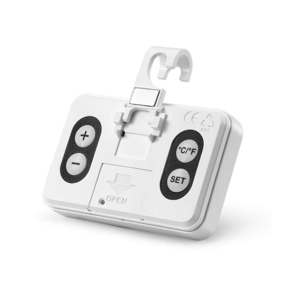 Termómetro de alarma digital magnético colgante para frigorífico y ...