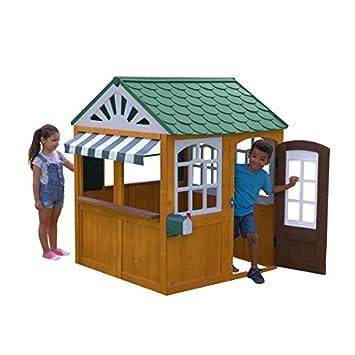 Gemutliches Gartenspielhaus Kidkraft 405 Amazon De Spielzeug