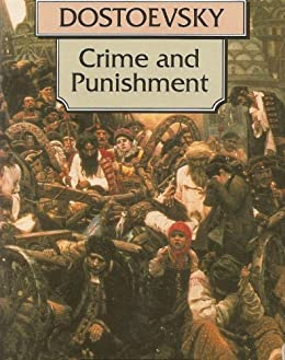 a comparison between fyodor dostoevskys crime and punishment and vladimir parals essay Nikolai fyodorov-the philosophy of the common the philosophy of the common task is apparently their punishment for.