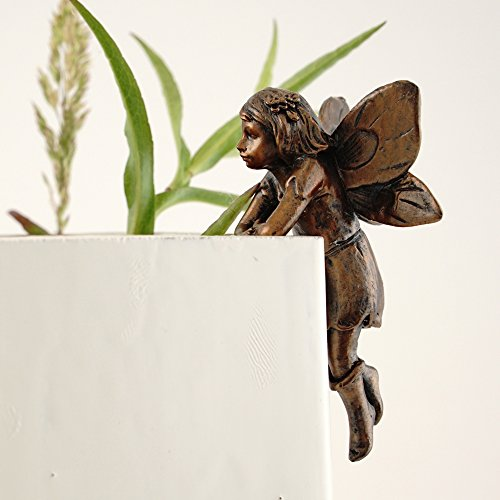 Top Collection Miniature Fairy Garden & Terrarium Little Flo