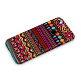 Cover Affair Aztec Printed Designer Slim Light Weight Back Cover Case for Google Pixel (Pink & White & Blue & Black & Other)