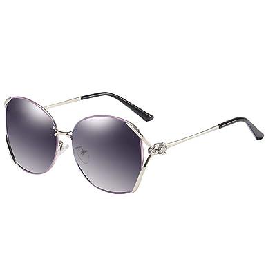 WBXZAL-gafas de sol Gafas de sol polarizadas mujeres gafas ...