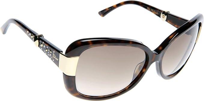Dior Dior Midnight Dark Havana avec Brown Gradient lentilles lunettes de soleil  DIOR MIDNIGHT S 086 4051edc344f4