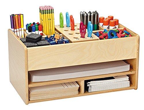 Becker's School Supplies Desktop Art/Writing Center
