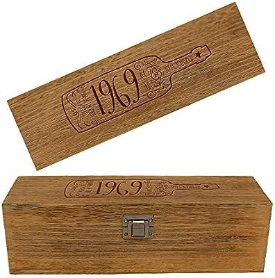 Caja vintage de 1967, regalo de 50 cumpleaños: Amazon.es: Hogar
