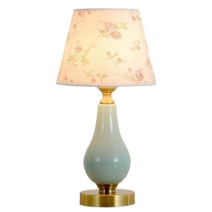 Lámparas de mesa de cerámica orientales - Lámparas de ...