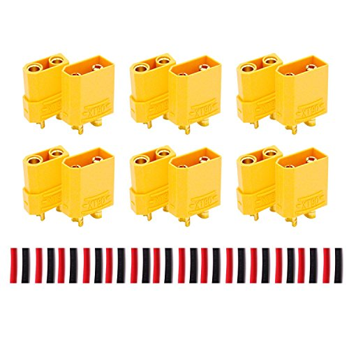LHI Battery Connector Yellow Connectors product image