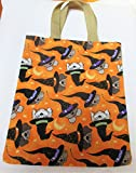 Witch Dog Trick or Treat Bag