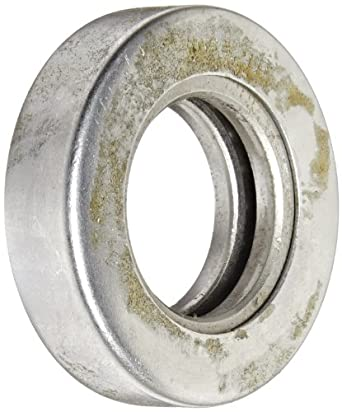 """Nice Thrust Bearing 616V Full Complement Of Balls, Case Hardened Carbon Steel, 1.2500"""" Bore x 2.3438"""" OD x 0.6250"""" Width"""