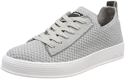 Replay Women's Portland Trainers Silver (Silver 050) discount footlocker clearance sneakernews discount pay with paypal DevnFIuH