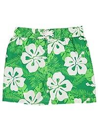 "Mick Mack Baby Boys' ""Flowered Tropics"" Boardshorts"
