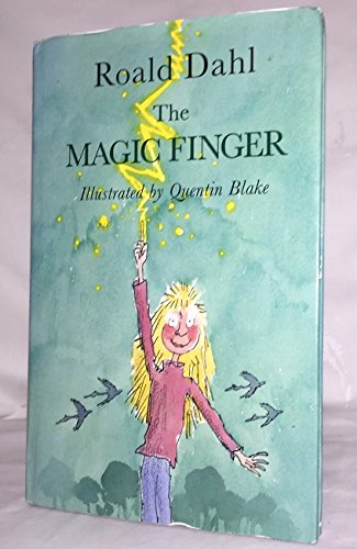 Read Online The Magic Finger pdf