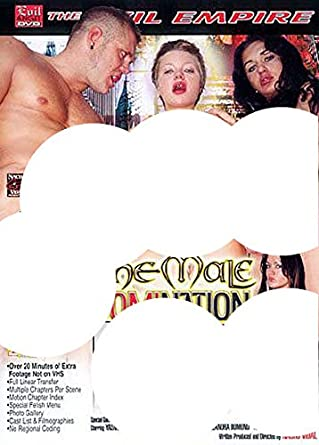 Domination nation dvd