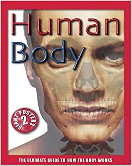 Human body poster book: ultimate guide to how the body works by.