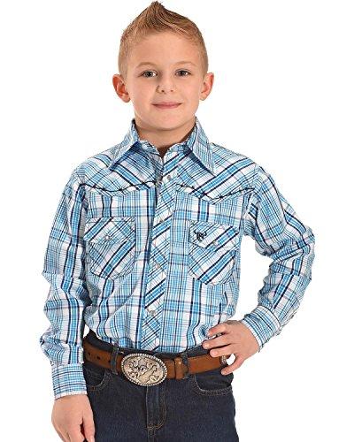 Review Cowboy Hardware Boys Plaid