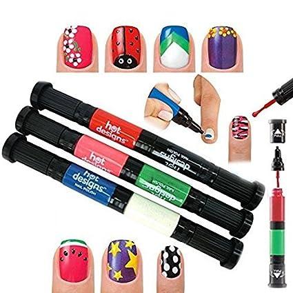 Buy I K New 6 Color Starter Kit Hot Design Nail Art Basic Kit Online