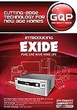 Exide 850Va Pure Sinewave Home Ups Inverter - Digital Display