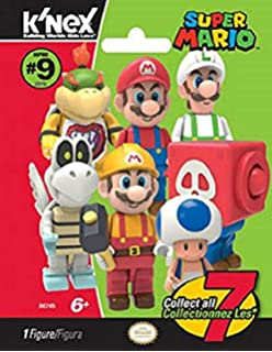 Super Mario K/'Nex Series 10 Blind One Bags RANDOM Packs