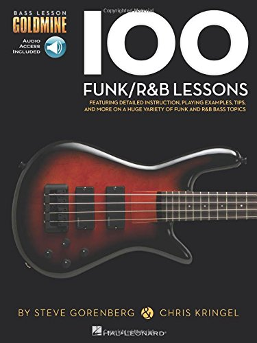(100 Funk/R&B Lessons: Bass Lesson Goldmine)