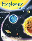 img - for Explorer Starter - Student's Book 3 Ciclo Egb (Spanish Edition) book / textbook / text book