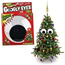 Giant Christmas Tree Googly Eyes by Accoutrements