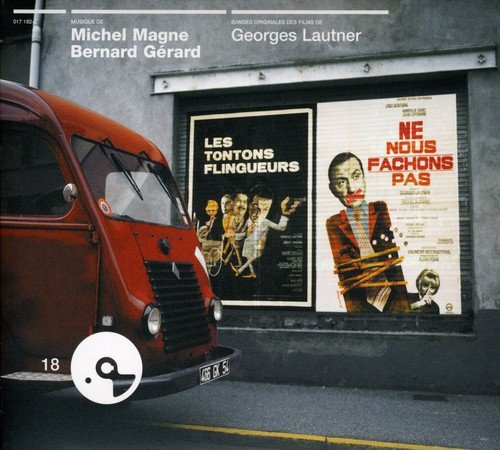 Original Music from the Films of George Lautner by Emarcy Import