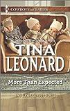 More Than Expected, Tina Leonard, 0373606125