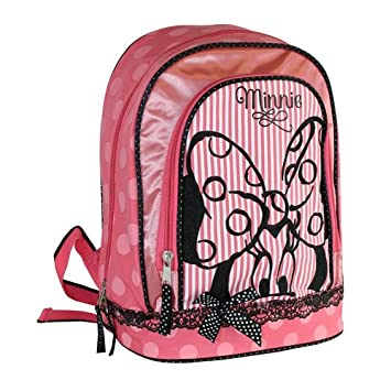 8468b6f30a6 Image Unavailable. Image not available for. Colour  Sambro Minnie Mouse  Junior School Backpack