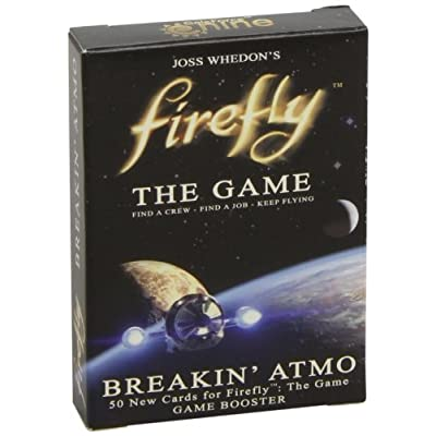 The Game - Breakin' Atmo Game Expansion: Gale Force Nine: Toys & Games