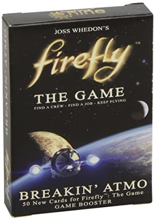 Firefly: the Game - Breakin Atmo: Game Booster Expansion Set ...