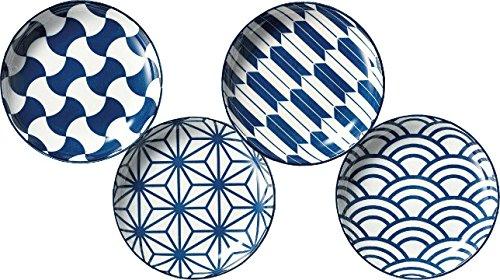 伝統モダン 小皿 4枚組 29532の商品画像