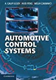 img - for Automotive Control Systems by A. Galip Ulsoy (2014-04-28) book / textbook / text book