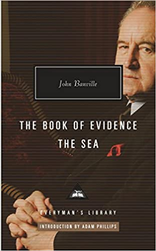 the book of evidence the sea everymans library contemporary classics series