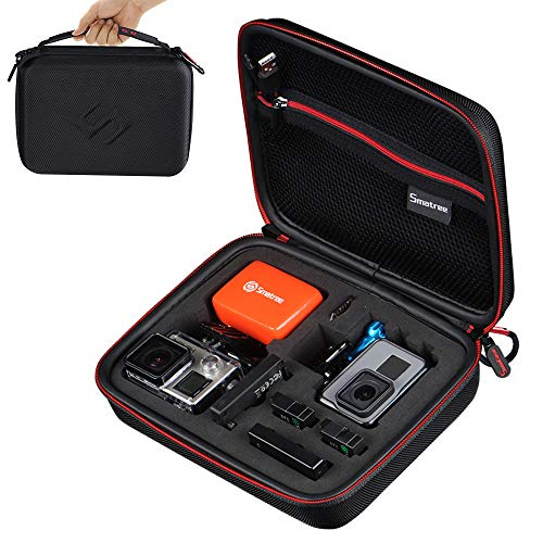Smatree Carrying Case for GoPro Hero 7, 6, 5, 4, 3+, 3, 2, 1,GOPRO Hero (2018) (Camera and Accessories NOT Included)