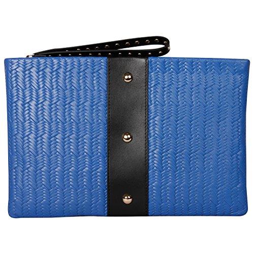 Ri2K Canonbury, Poschette giorno donna Blu Blue Black