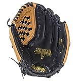 Rawlings Renegade Youth Baseball Glove, 11.5-Feet '-Right Handed Throw-Black/Beige