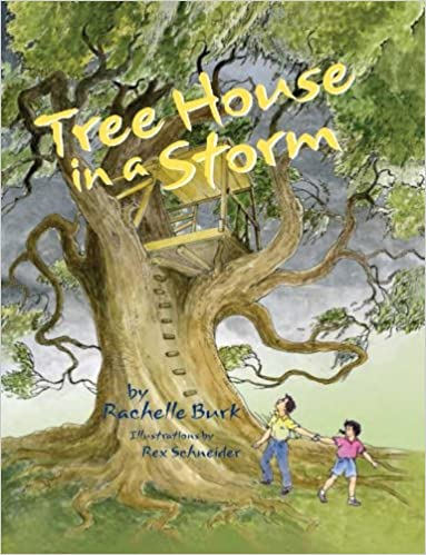 Tree House In A Storm Rachelle Burk Rex Schneider 9780880451697