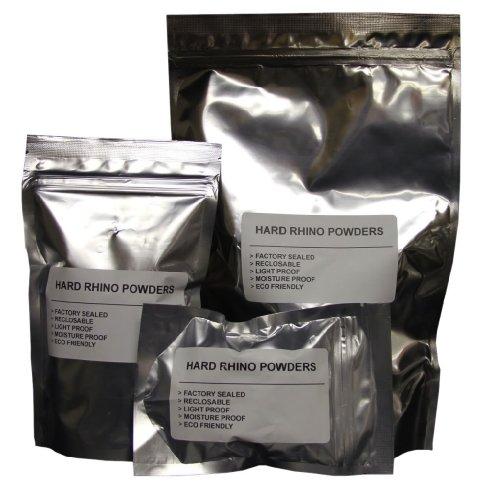 500G 1.1 Lbs. Tribulus Terrestris PE Foil 40% saponines poudre pure scellé pour la fraîcheur. Ultra poudre pure.