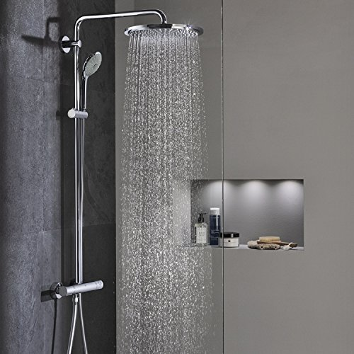 grohe colonne de douche euphoria xxl system 310 26075000 import allemagne top bricolage. Black Bedroom Furniture Sets. Home Design Ideas