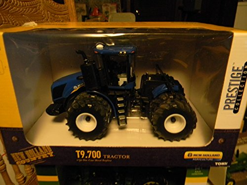 die cast new holland tractor - 9