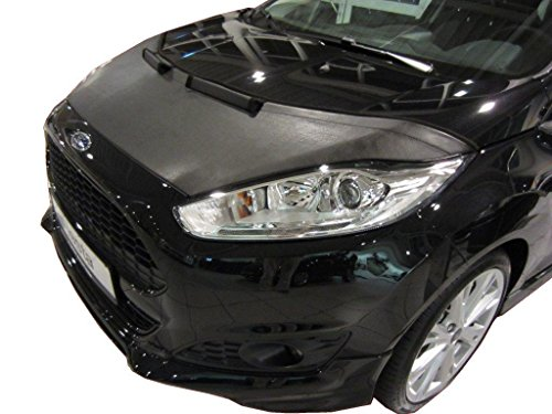 HOOD BRA PROTECTOR DEL CAPO Ford Fiesta since 2013 Bonnet Bra STONEGUARD PROTECTOR TUNING