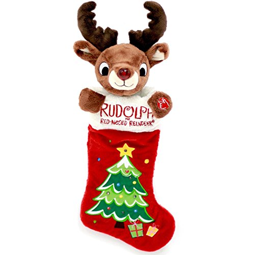 Rudolph the Red Nosed Reindeer Stocking -