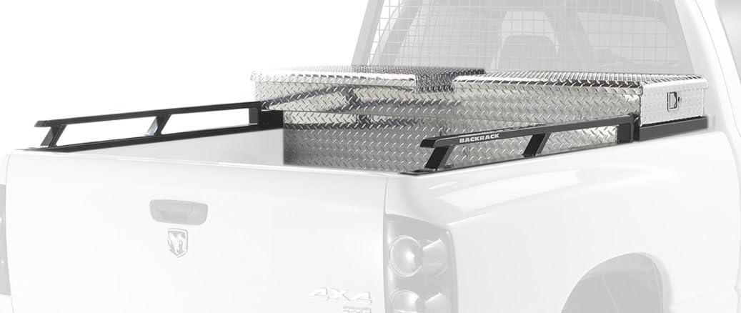 Backrack 80517TB Side Rail with Tool Box