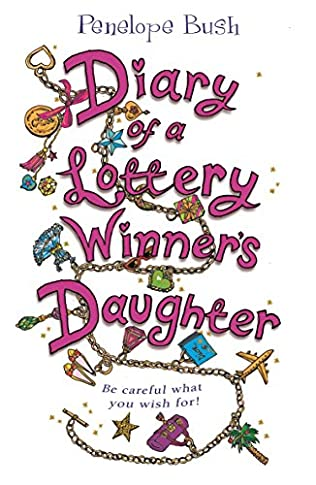 book cover of The Diary of a Lottery Winner\'s Daughter